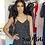 Thumbnail: Black Polka Dot Ruffle Dress