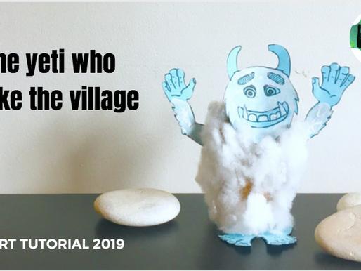The Yeti who woke the village