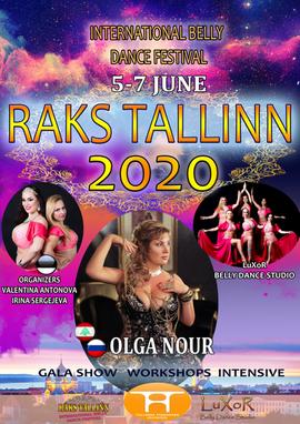 RAKS TALLINN FESTIVAL