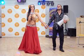 Valentina and Artem Uzunov