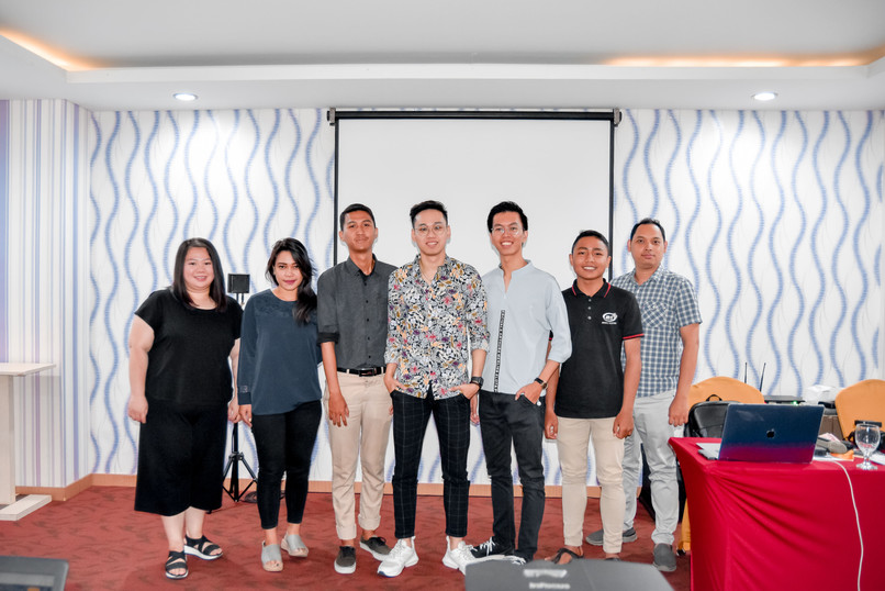 Workshop Bali 13 Oct 2019