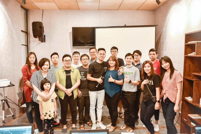 Workshop Medan 22 Sept 2019
