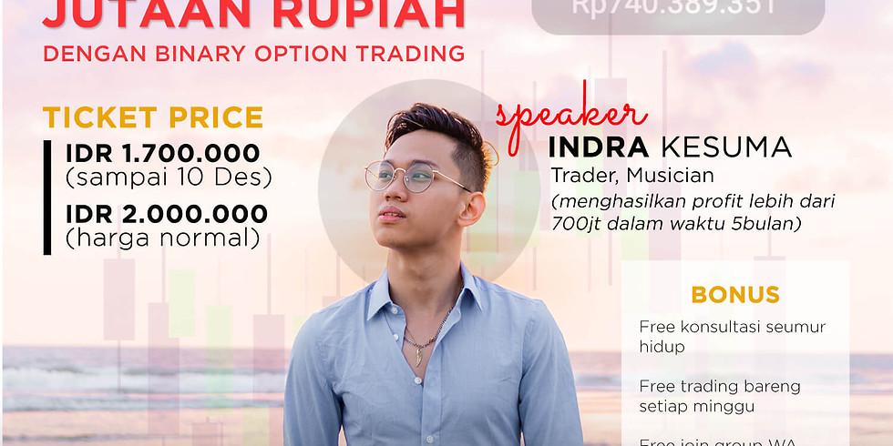 Workshop Trading Bali Desember 2019