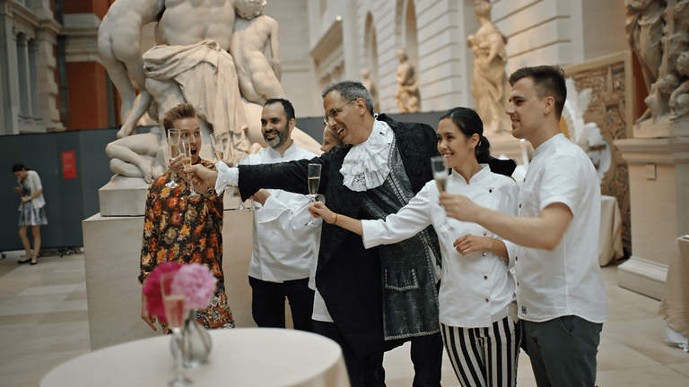 Ottolenghi and the Cakes of Versailles (PAST)