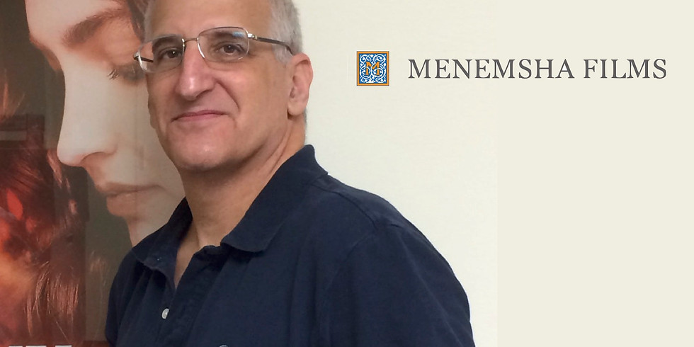 Chat with Menemsha Films  Co-founder Neil Friedman