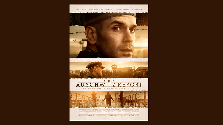 AROUND THE WORLD WITH FRED: THE AUSCHWITZ REPORT