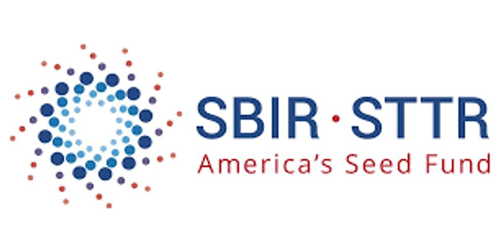 SBIR/STTR Introduction