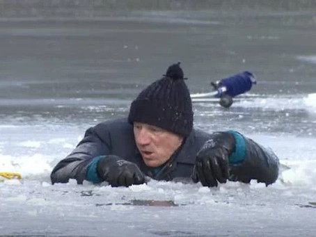 Water Safety Ireland Issues Ice Safety Warning To Parents