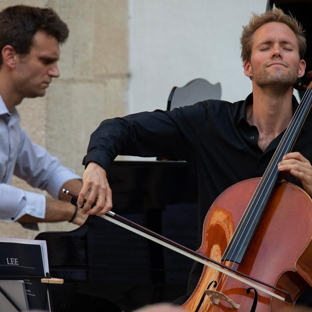 Duo Guilhem Fabre & Jeremy Genet