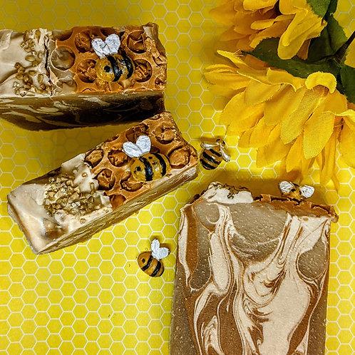 Oats, milk and honey
