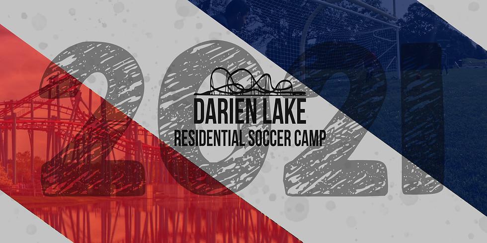 Roc Soccer Darien Lake Residential Soccer Camp 2021
