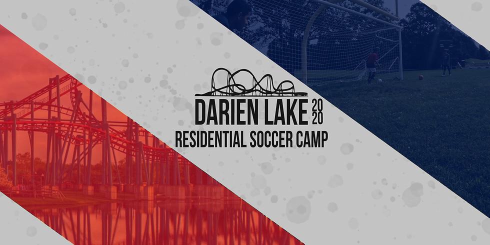 Roc Soccer's Darien Lake Residential Soccer Camp 2020