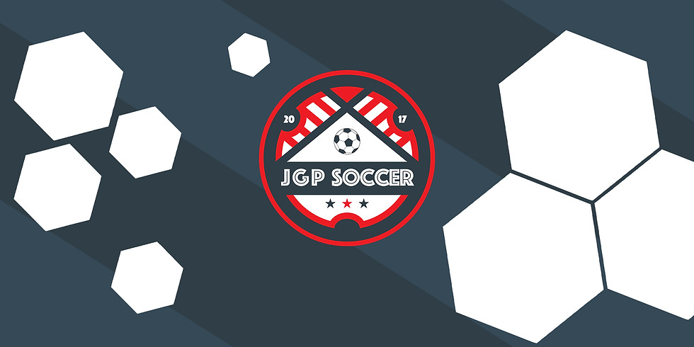 JGP Soccer | Small Group Sessions | Fall 6 Week Clinic