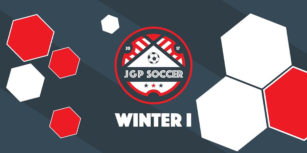 JGP Soccer Indoor Series - Winter I