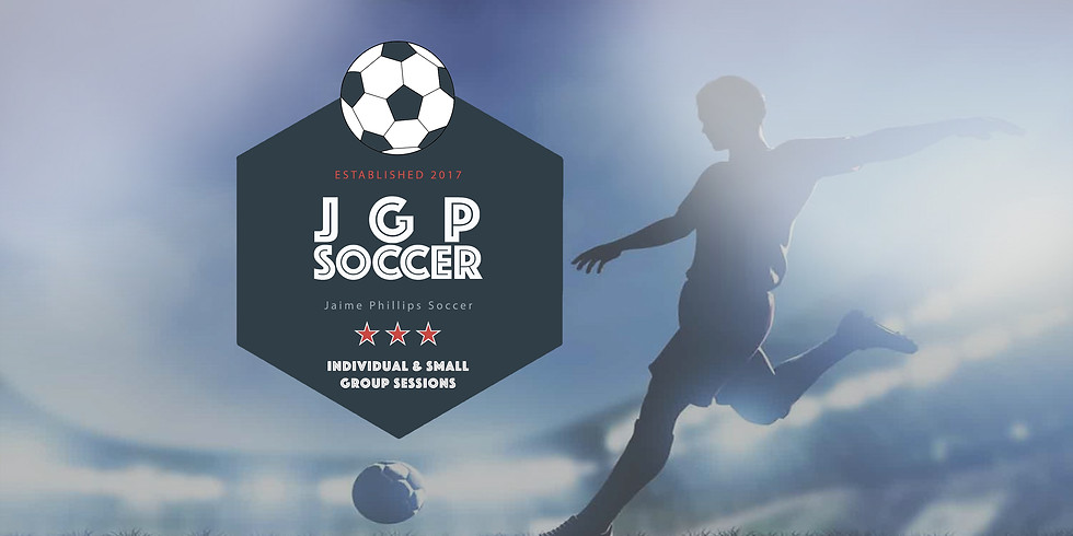 JGP Soccer Finishing Clinic - 4 Sessions