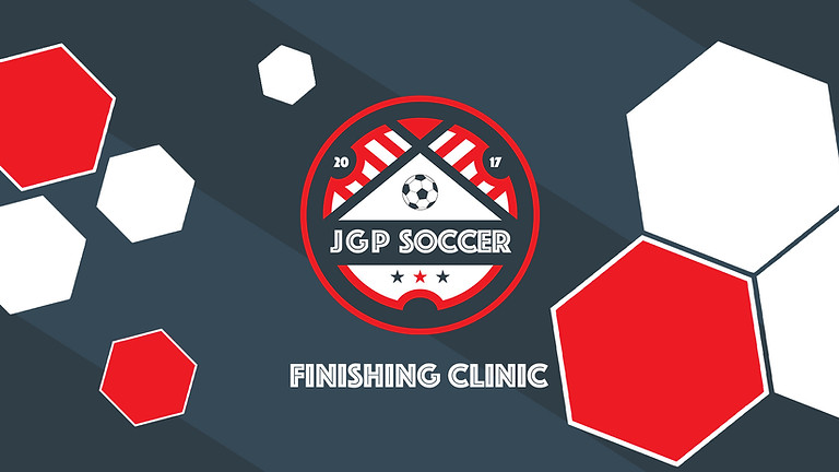 JGP Soccer Indoor Series - Finishing Clinic