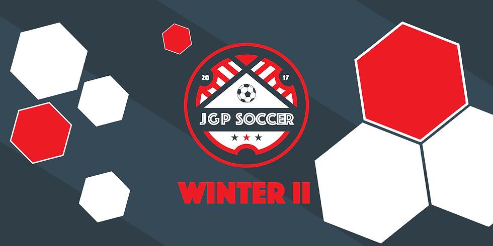 JGP Soccer Indoor Series - Winter II
