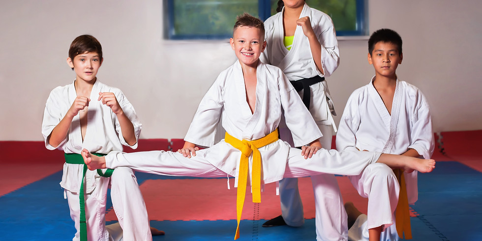 Kids Test Week - Belt Grad