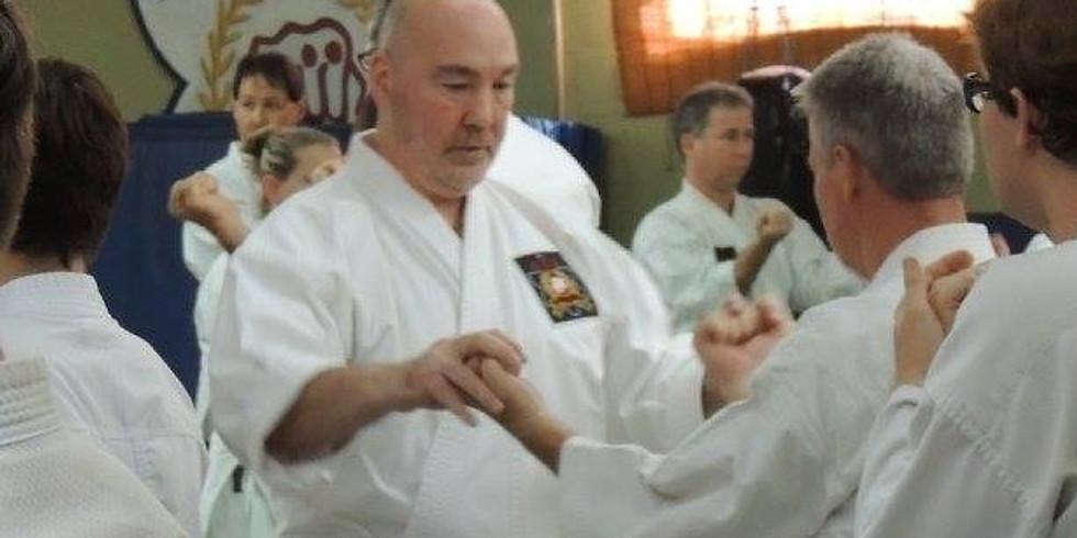 Training with Sensei Labbate