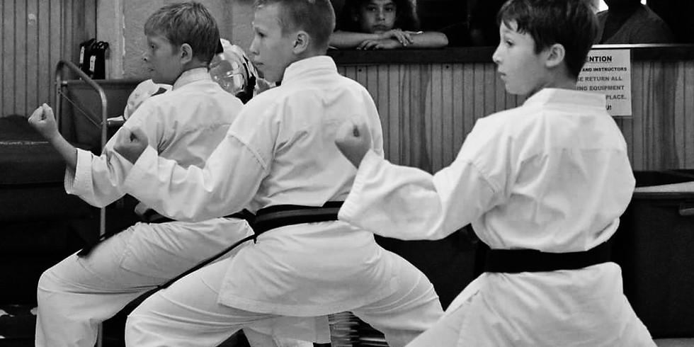 Black Belt Club Training