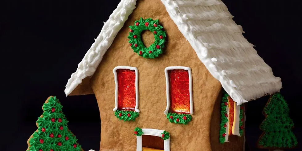 Gingerbread House Contest