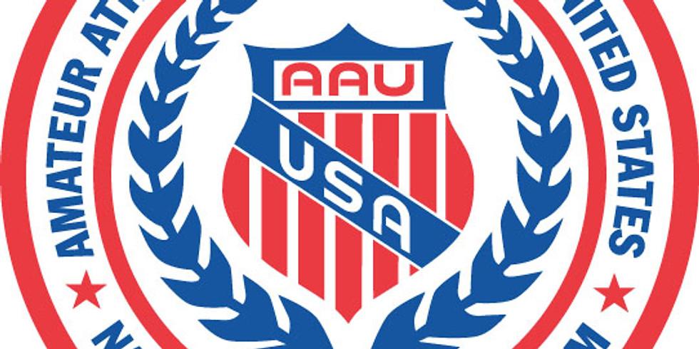 AAU Team Training