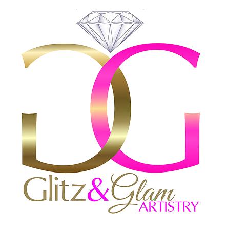Glitz & Glam Artistry logo