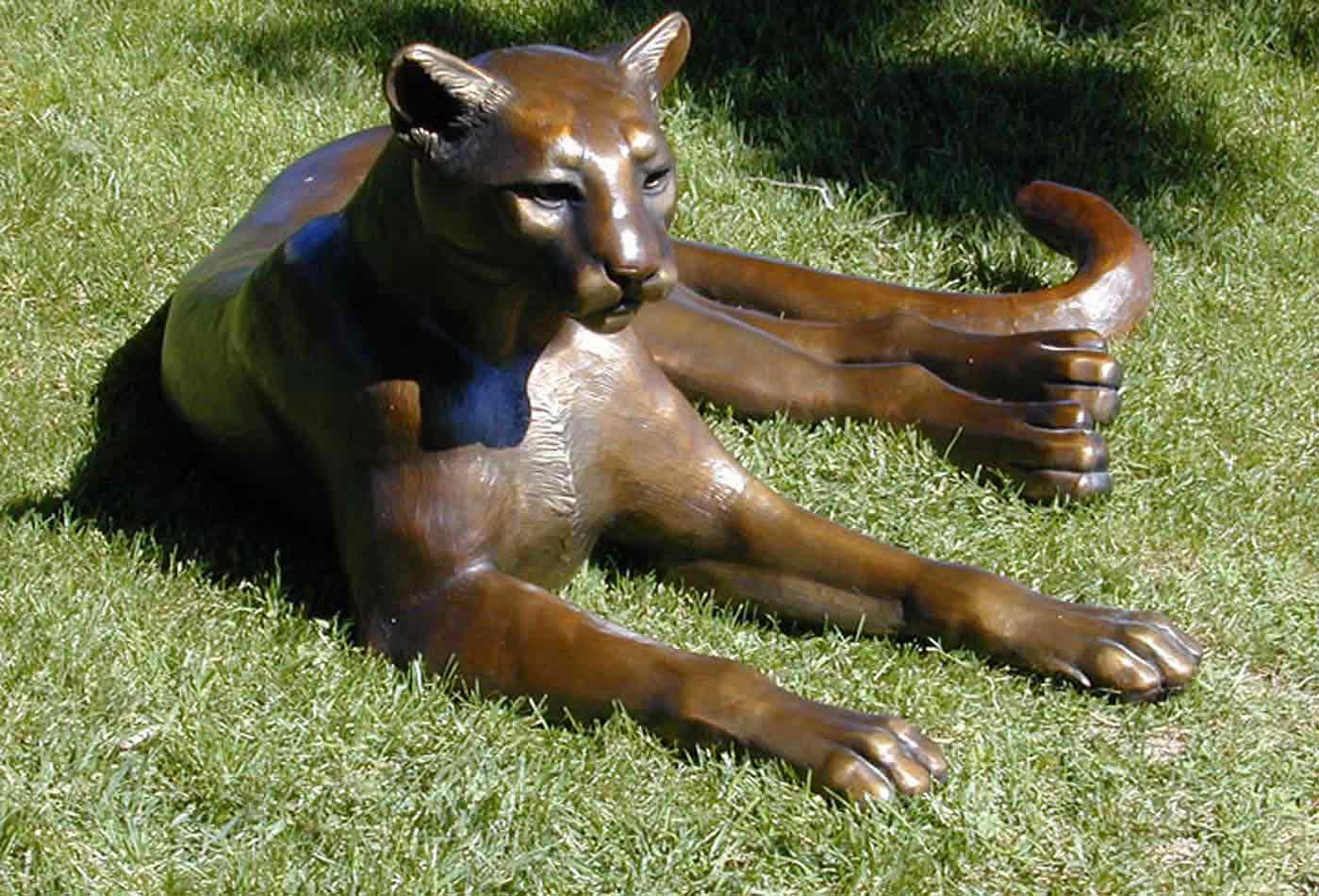 """Cougar"""