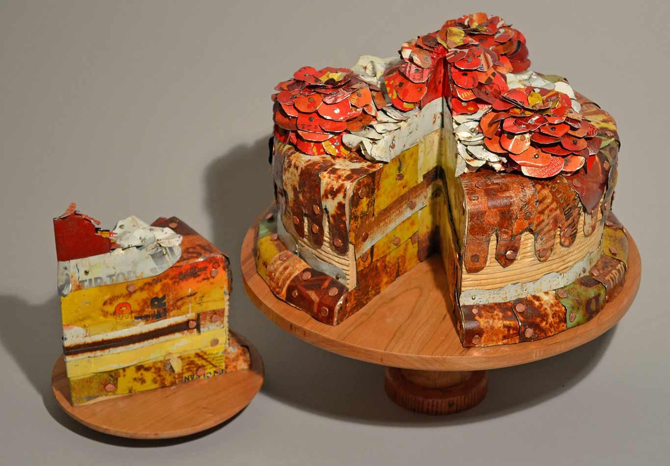 """""""Red Rose Cake"""""""