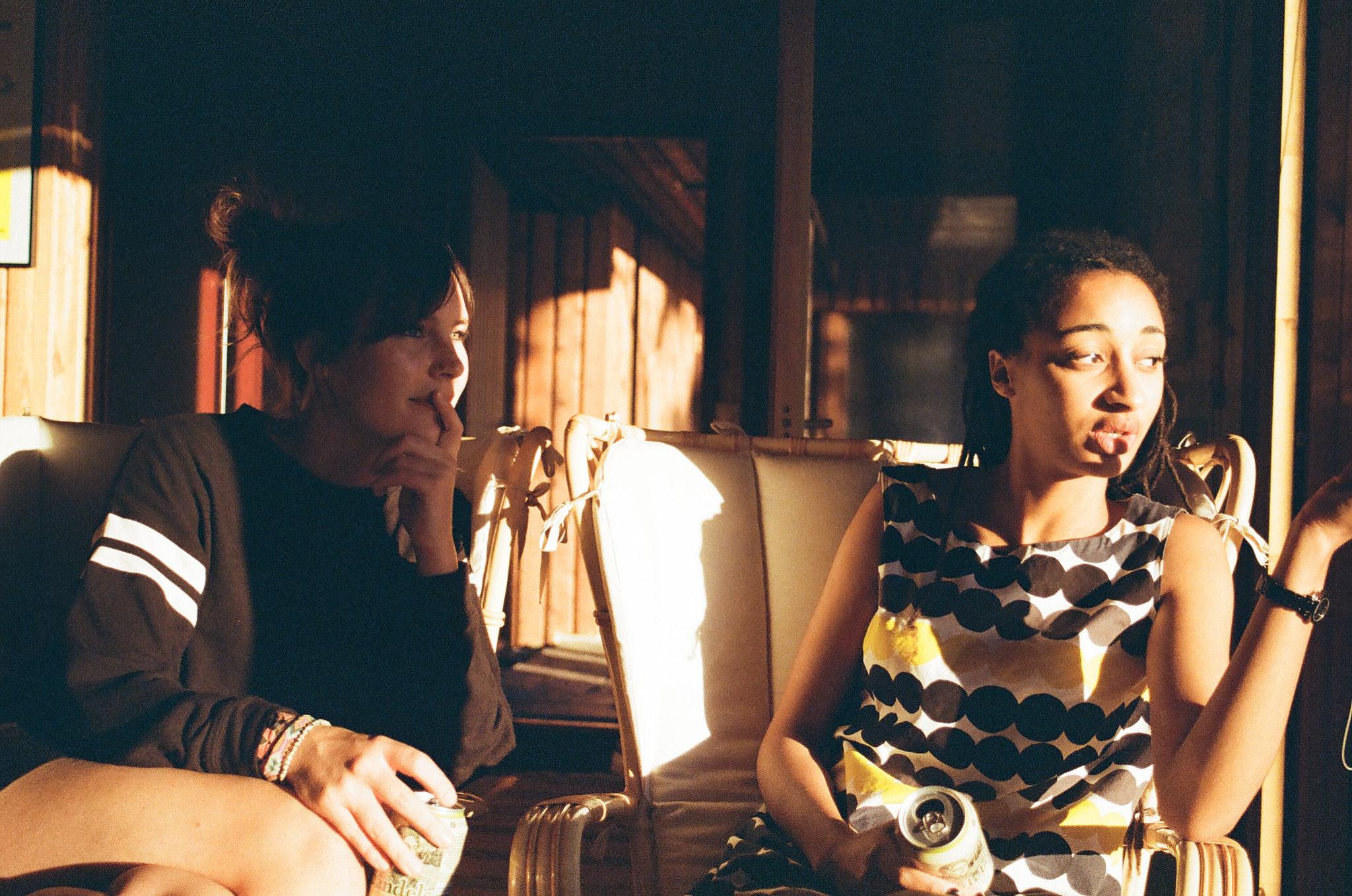 Alicia & Maï