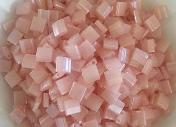 5g Miyuki Tila - Pink Pearl Ceylon - 5x5x1.9mm - TL0519