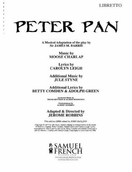 Peter Pan Script.jpg