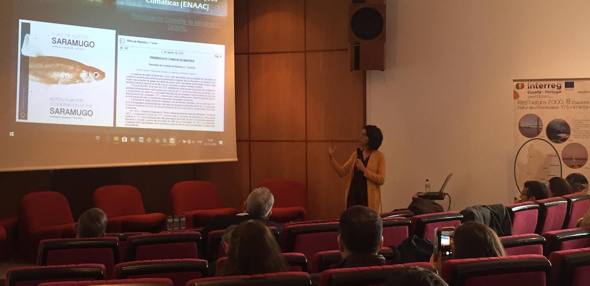 Ana Cristina Cardoso (ICNF).
