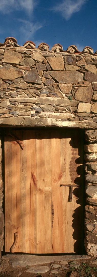 Porta do moinho de Alferes