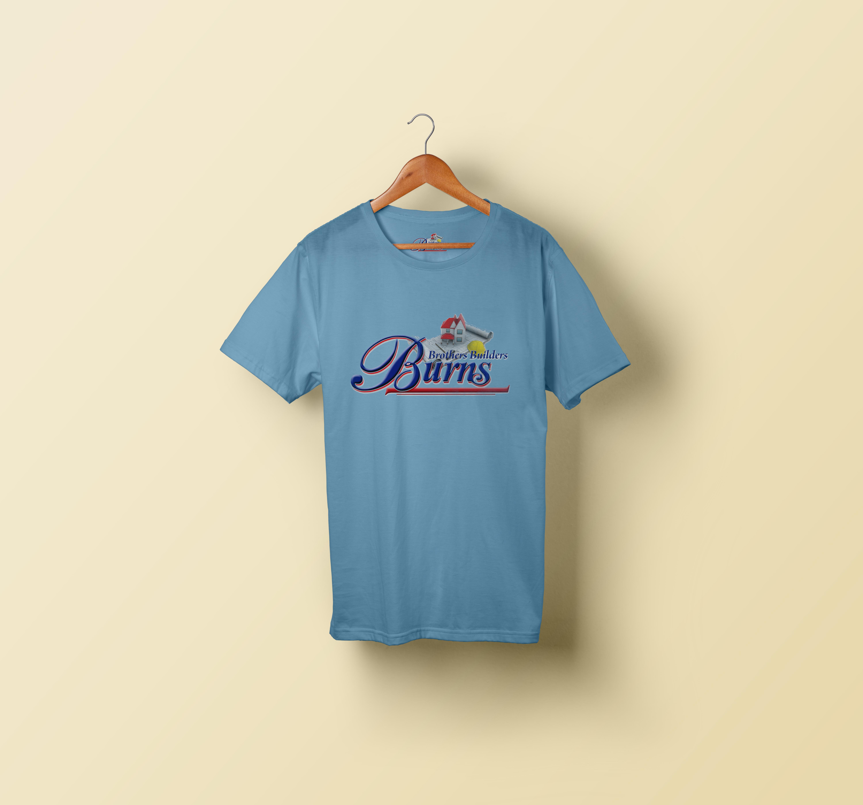 Burns Brother's Builders - Tshirt