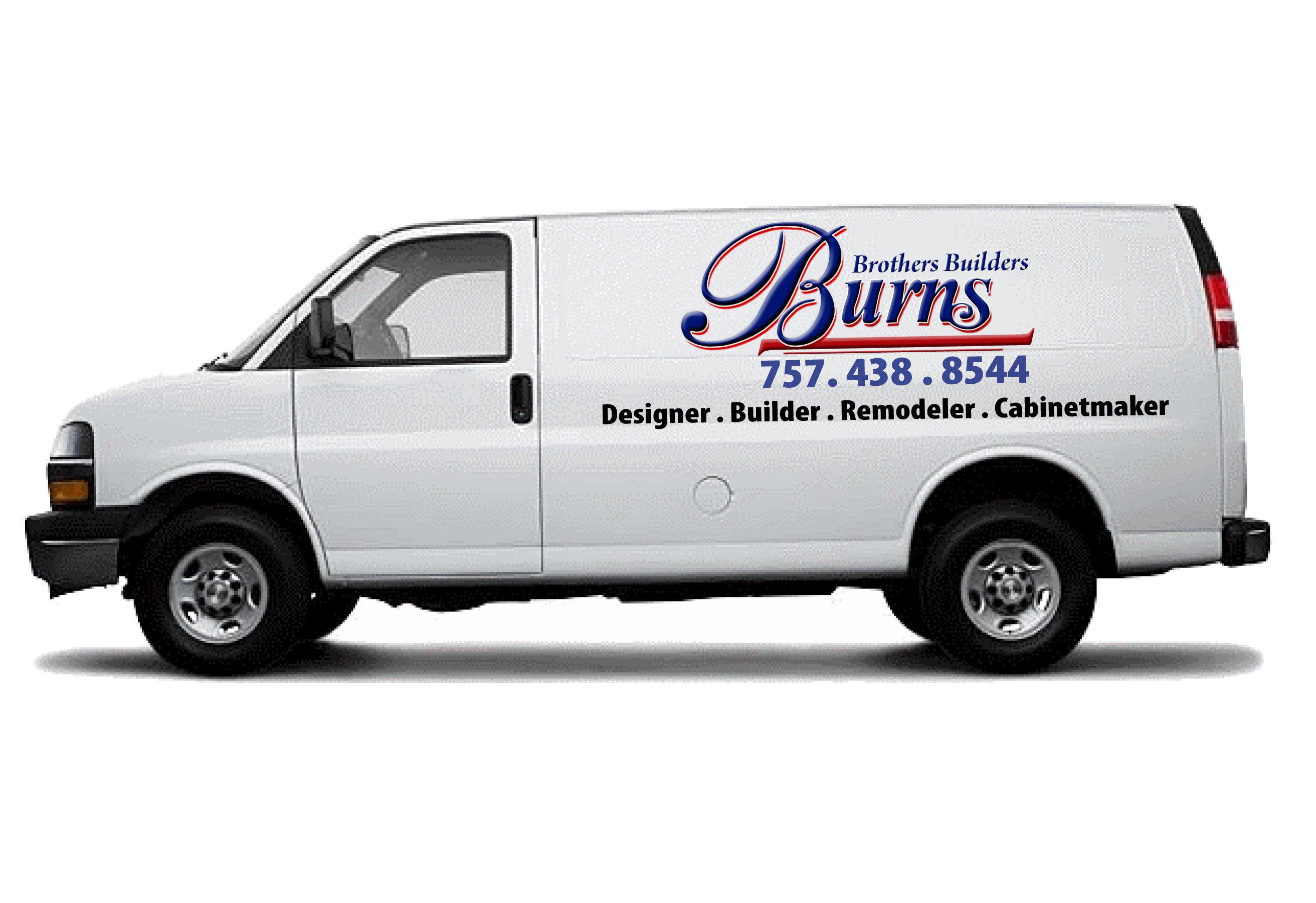 BBB van design
