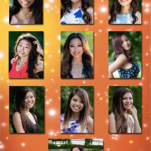 VF 2016 Contestants