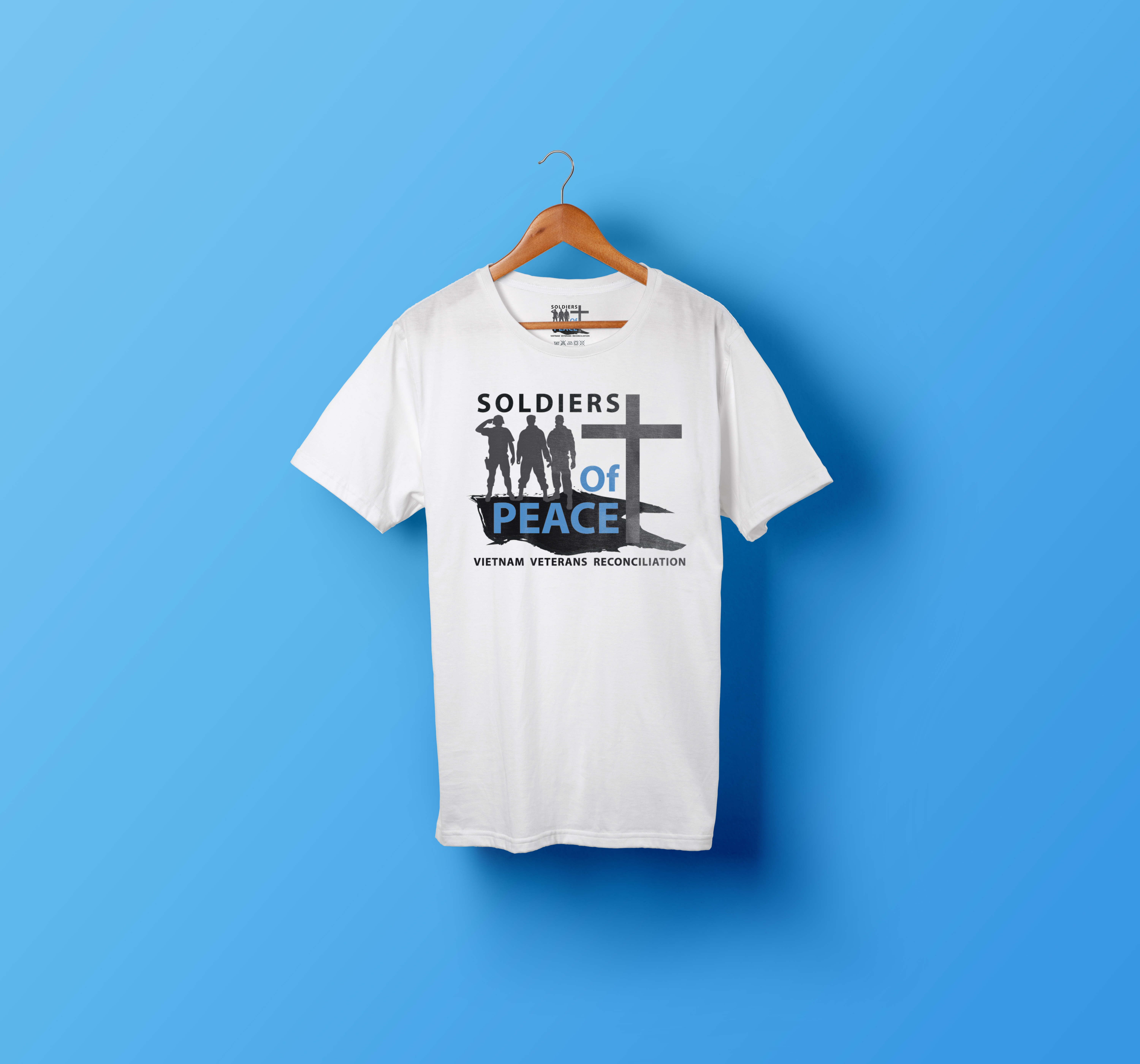 Soldiers of Peace - Tshirt Design