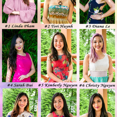 VF 2017 Contestants