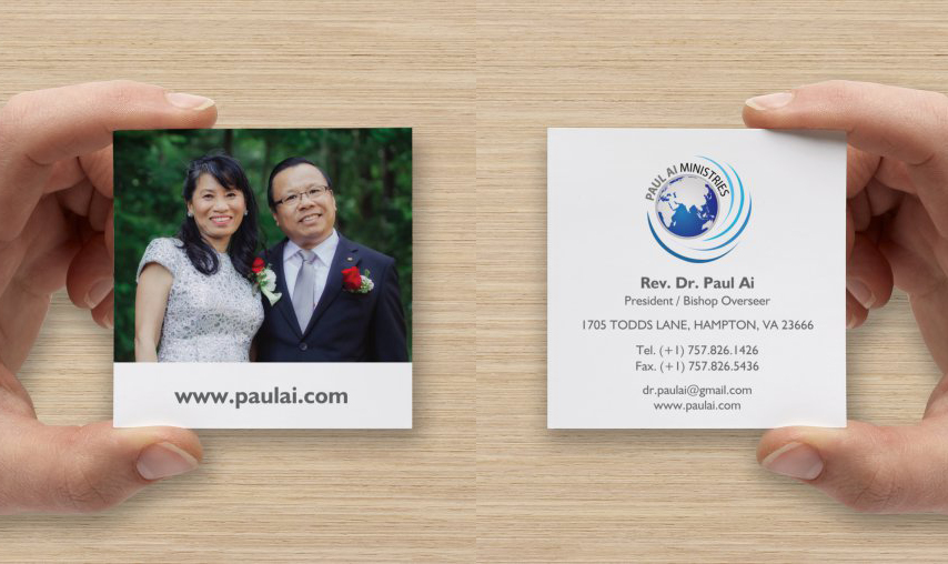 VOI_Business Card Square (Stationary)