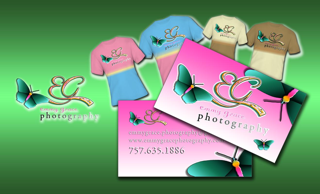 EG Photography Branding