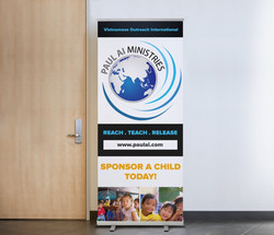 VOI Retractable Banner