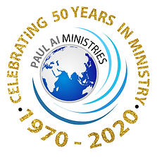 Paul Ai Ministries_Logo 2020_50 year cel