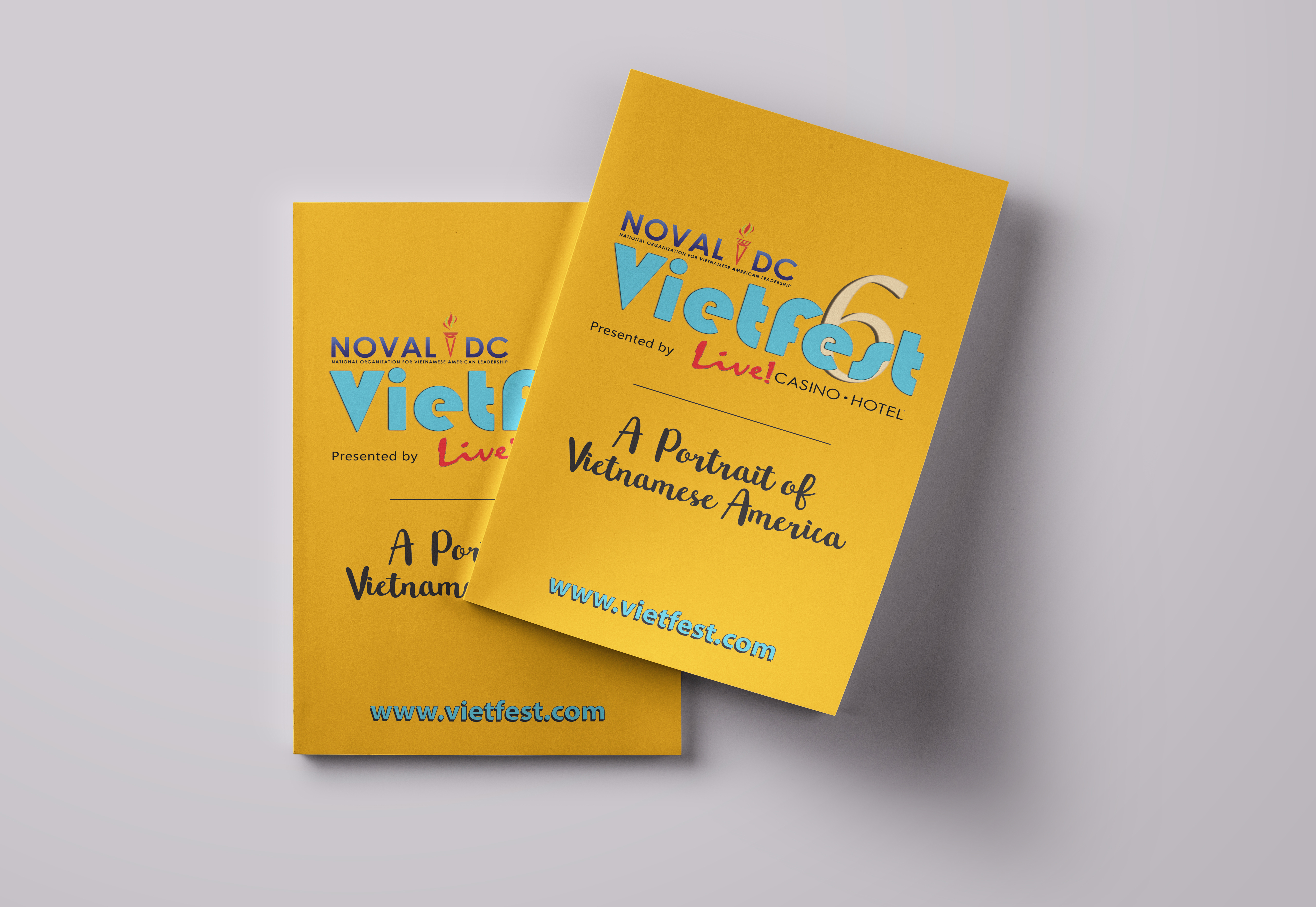 VietFest6 Booklet