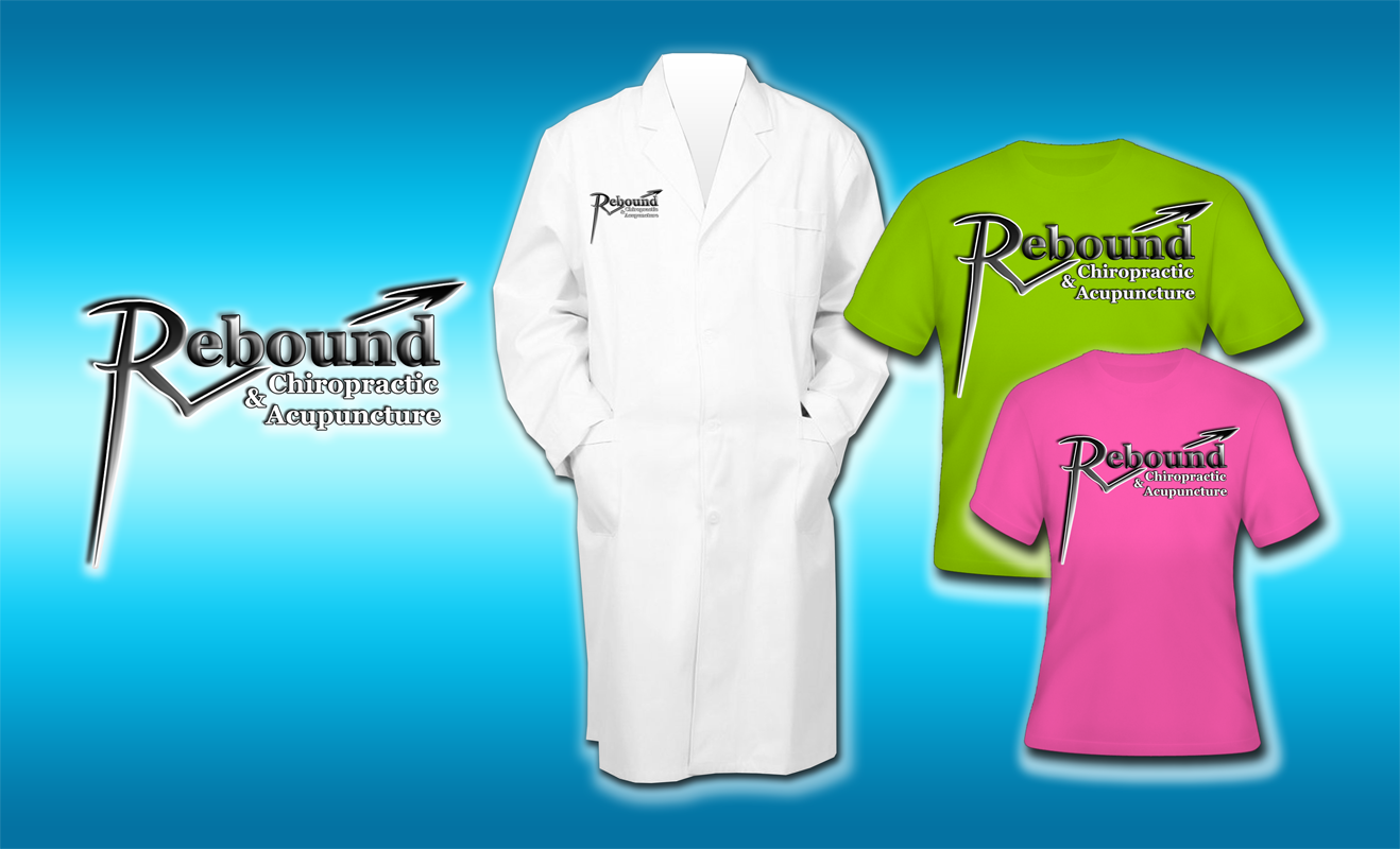 Rebound Chiropractic Branding
