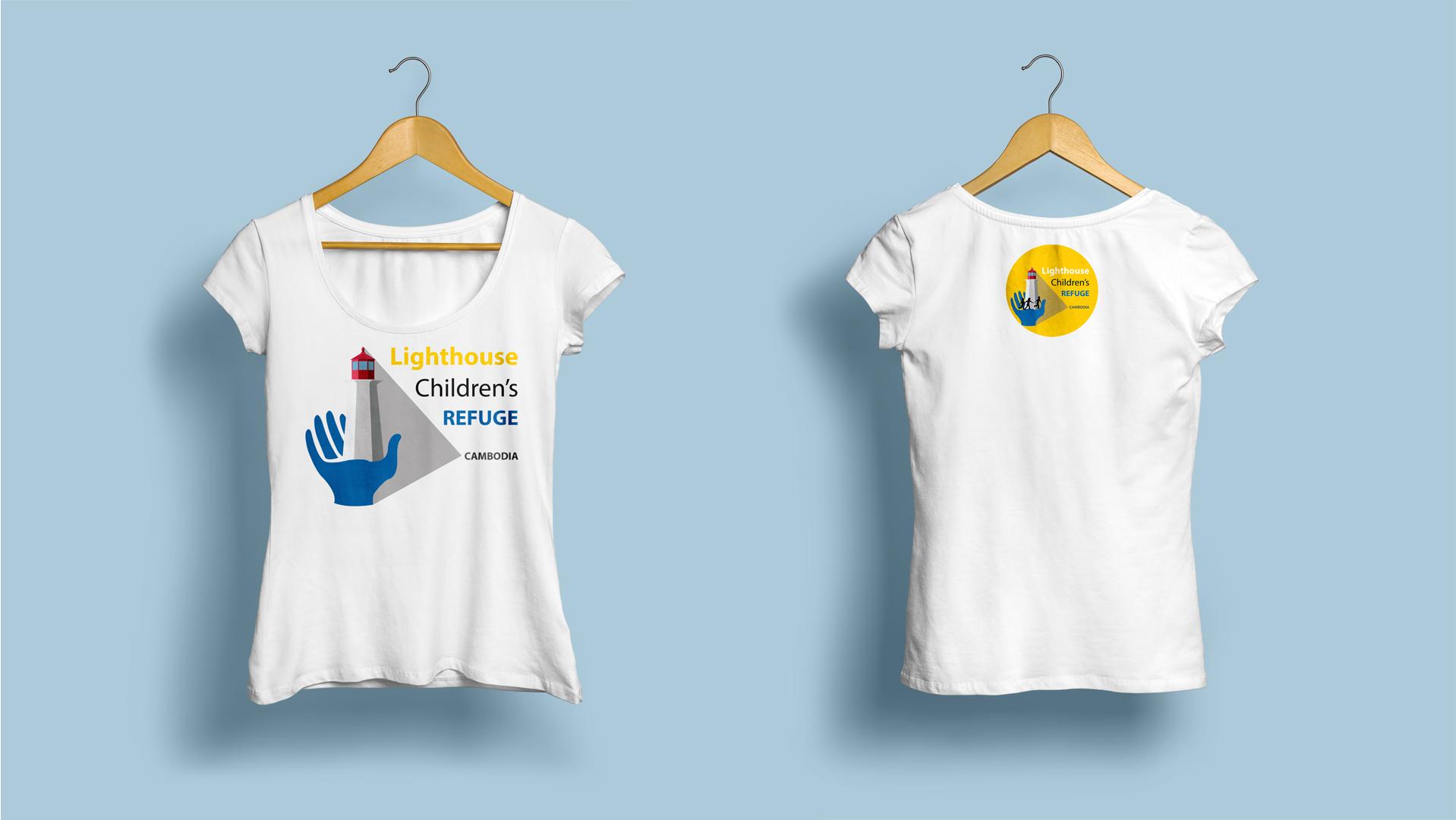 LCR - T shirt Design
