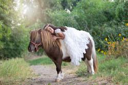 Rossi Boys Pony & Lyla Kayden 110rfin