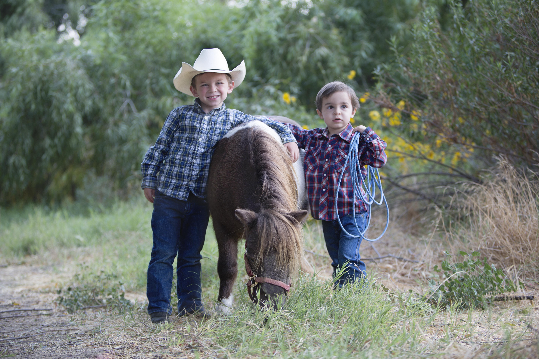 Rossi Boys Pony & Lyla Kayden 186r