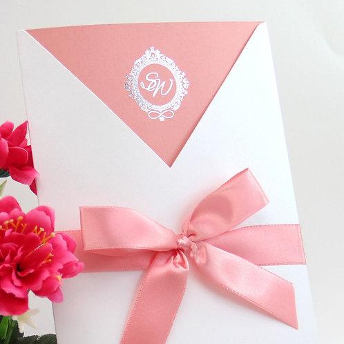 Chayme /  Branco e rosa
