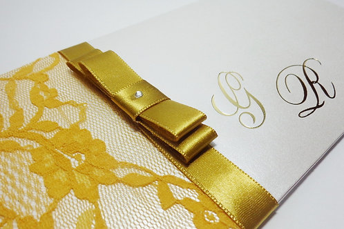 Luva / Dourado